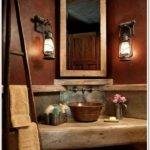 Exceptional Rustic Bathroom Designs Filled