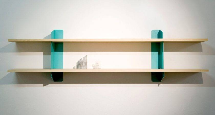 Exciting Simple Shelf Design Minimalist Decor Home