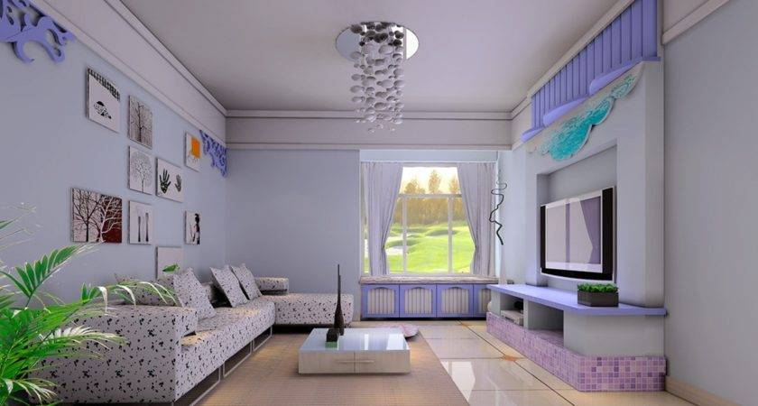 Exclusive Drawing Room Interior Classical House