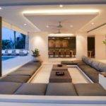 Exotic Tropical Living Room Designs Make Enjoy