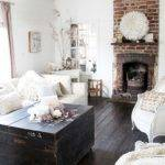 Exposed Brick Decor Cottage Market