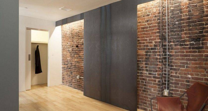 Exposed Brick Wall Interior Design Decorationscountry
