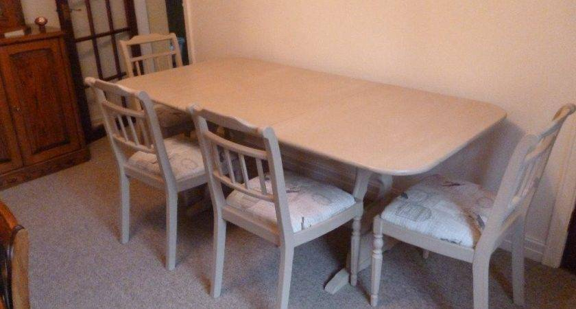 Extendable Cottage Style Dining Table Annie Sloan