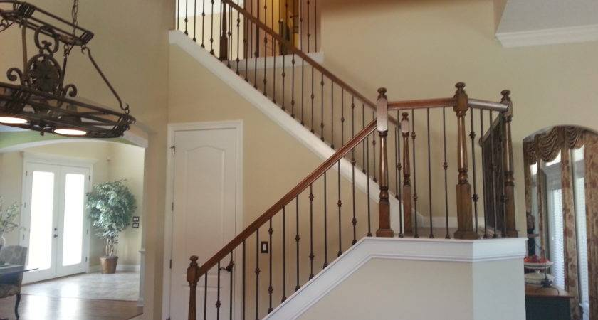 Exterior Interior Ideas Wrought Iron Railings