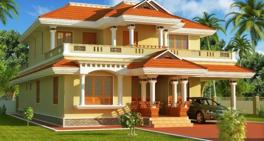 Exterior Paint Color Combinations Indian Houses
