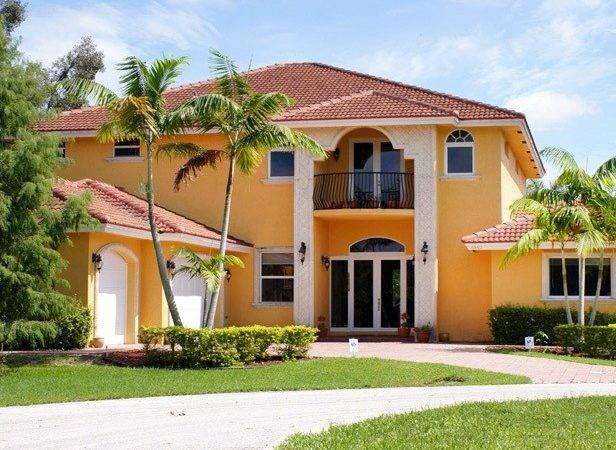 Exterior Paint Color Ideas India Tag Green
