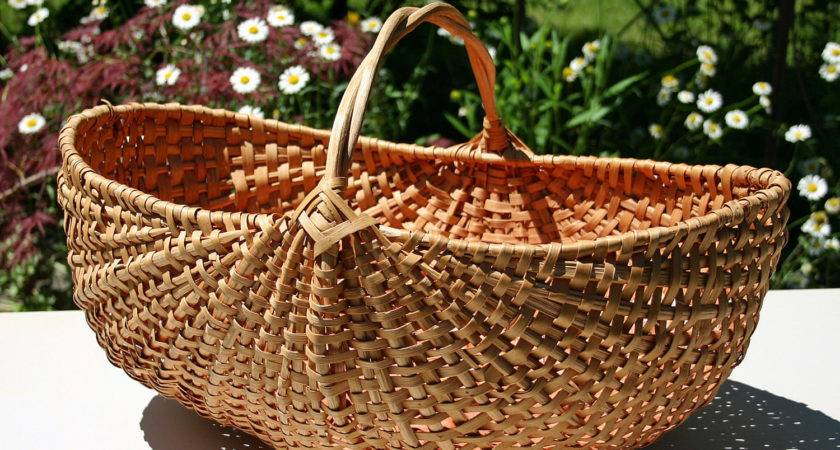 Extra Large Primitive Buttocks Basket