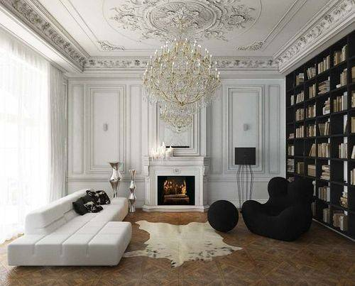 Eye Design Decorating Paris Apartment Style