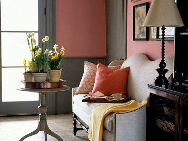Eye Design Decorating Your Interiors Pink Grey