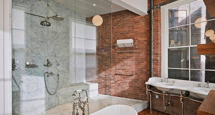 Fabulous Bathrooms Industrial Style