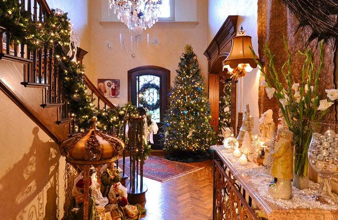Fabulous Country Christmas Decorations Decorating Ideas