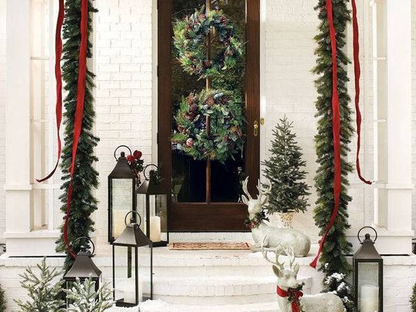 Fabulous Outdoor Christmas Decorations Winter