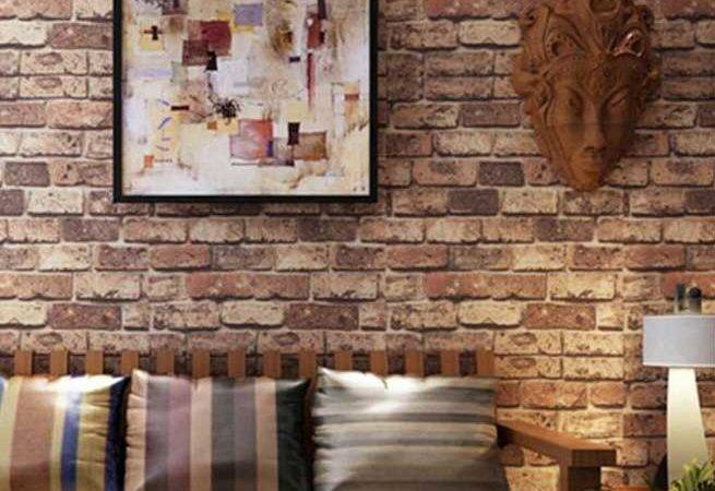 Fake Brick Wall Decoration Ideas Home Interior Exterior