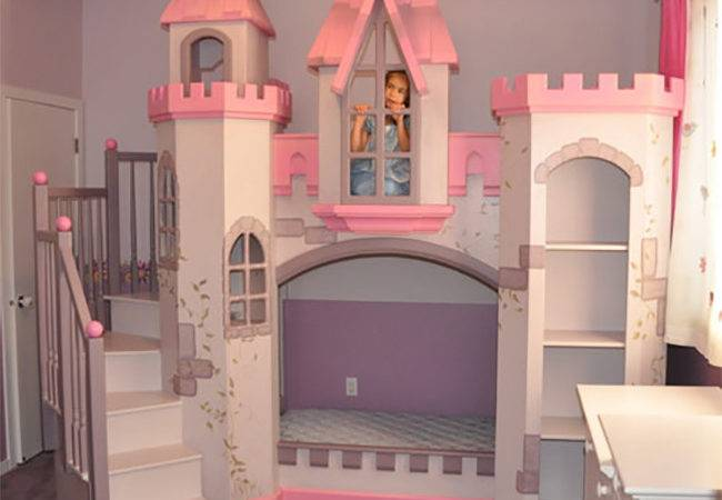 Fanciful Fairy Tale Beds Your Little Princess Prince