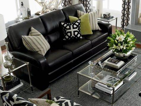 Fancy Pillows Sofas Decorating Architecture Decor