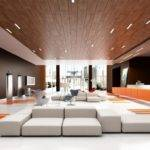 Fancy Wooden False Ceiling Designs Living Room
