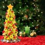 Fantastic Christmas Themed Fruit Decoration Ideas