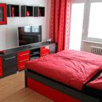 Fantastic Red Black Bedrooms Interiorcharm