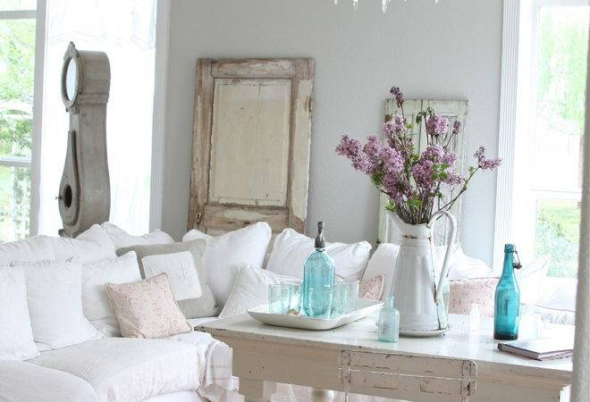 Fantastic Shabby Chic Chests Decorating Ideas