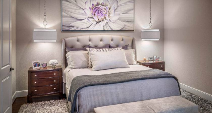 Fantastic Transitional Bedroom Design