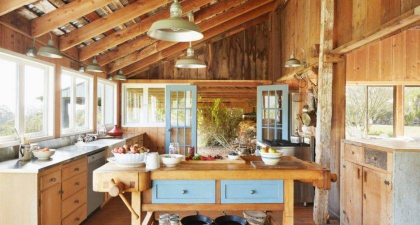Farmhouse Living Room Decorating Ideas Rustic Home Decor