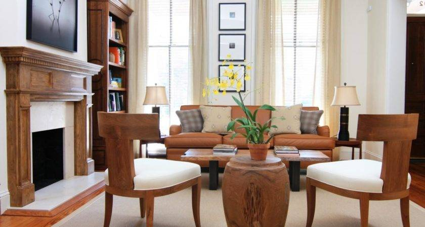 Fascinating Transitional Living Rooms Ideas