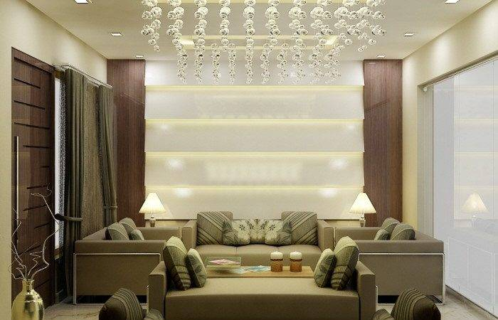 Fashion Decorate Drawing Room