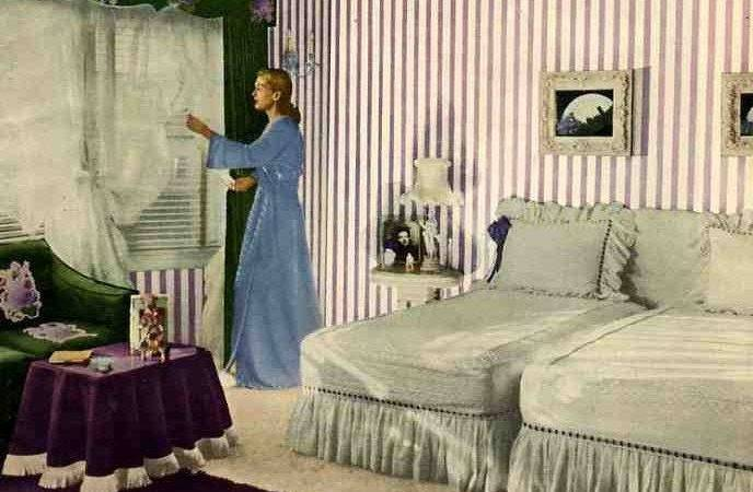 Fashionable Forties Planning Bedroom
