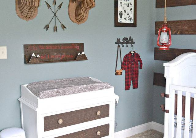 Fawn Over Baby Rustic Alaska Inspired Nursery Our