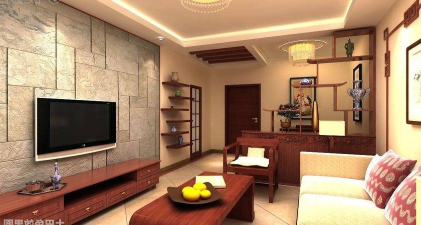 Feature Wall Ideas Lcd Cabinet Designs