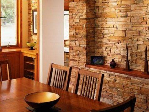 Feel Indoor Stone Walls Freshome