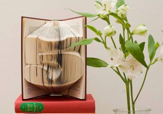 Feeling Bookish Book Inspired Decor Ideas Brit