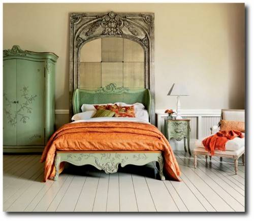 Feminizing Your Cor Painted Furniture Ideas