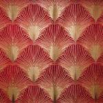 Fibre Naturelle New York Chenille Art Deco Furnishing