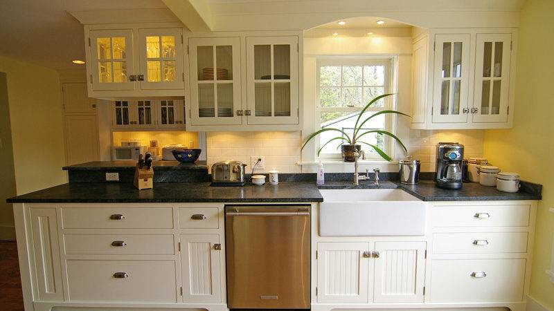 Fine Built Custom Kitchen Then Commercial Cabinetry