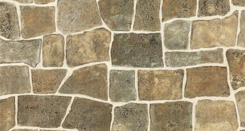 Fine Decor Ceramica Stone Wall Brick Effect