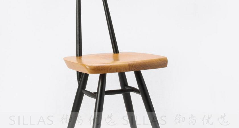 Finland Windsor Chair Designer Fashion Personality Back