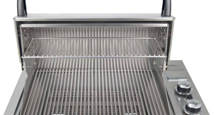Fire Magic Legacy Stainless Steel Deluxe Gourmet