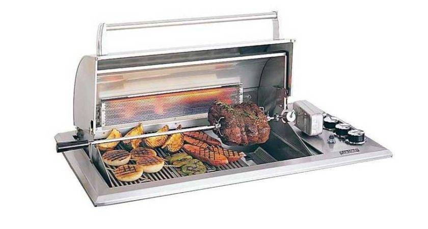 Fire Magic Legacy Stainless Steel Regal Built