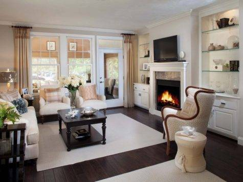Fireplace Decorating Ideas Your New Retirement Home