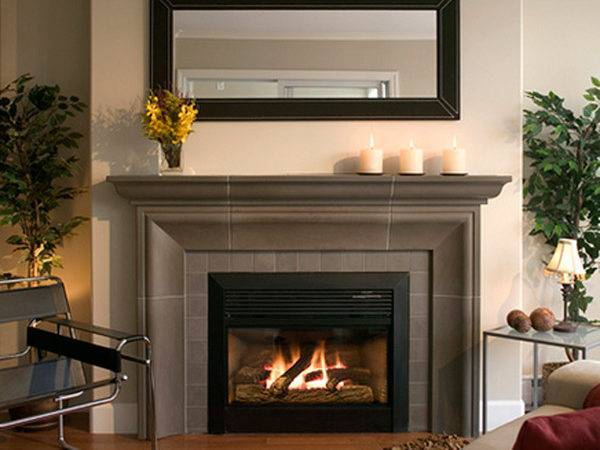 Fireplace Ideas Modern Homes Hometone