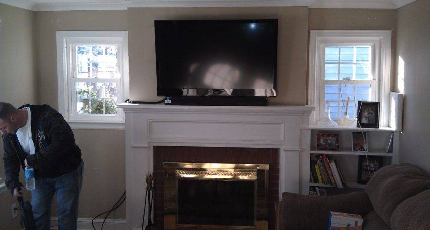 Fireplace Mantels Design Ideas Mounting