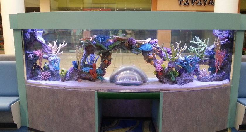 Fish Tank Decorations Bubbling Diver Aquarium