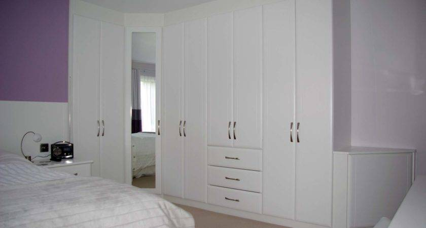Fitted Bedroom Furniture Custom Made Traditional