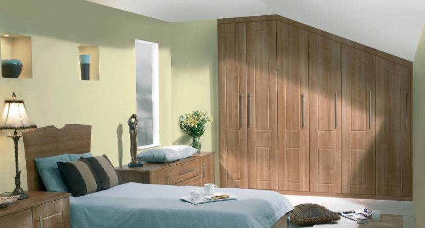 Fitted Bedroom Furniture Small Ideas Home