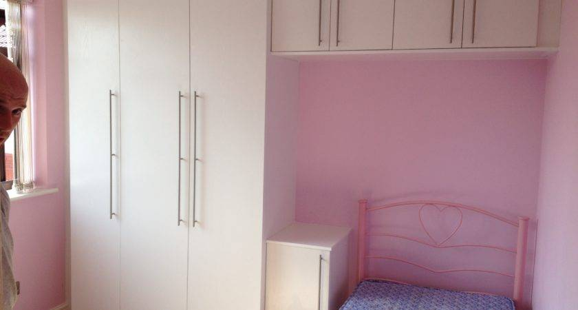 Fitted Bedroom Furniture Small Rooms Brilliant