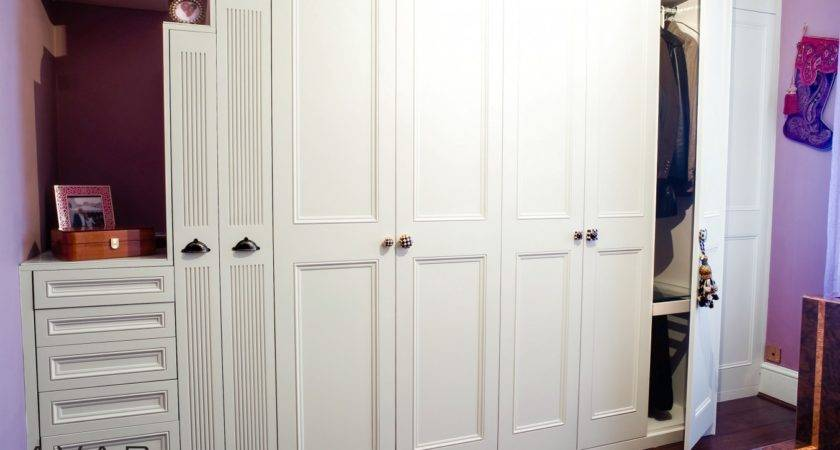 Fitted Wardrobe Ideas North London
