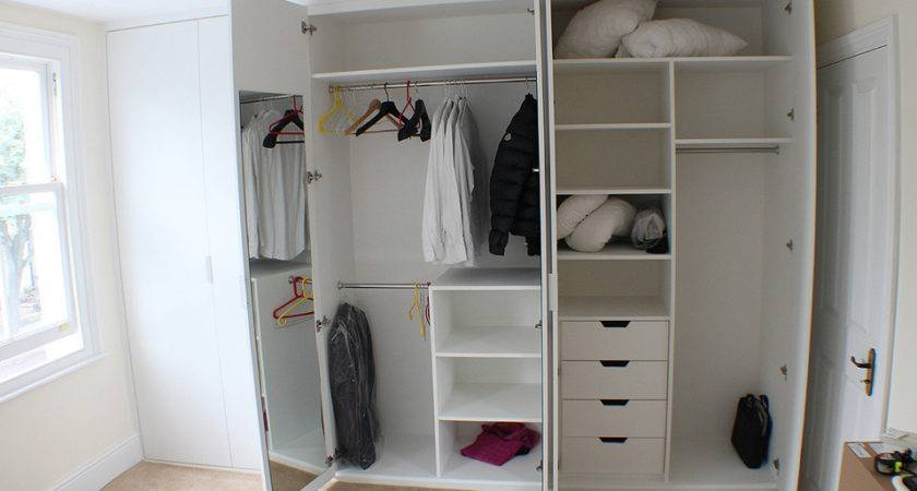 Fitted Wardrobes Bookcases London Shelving
