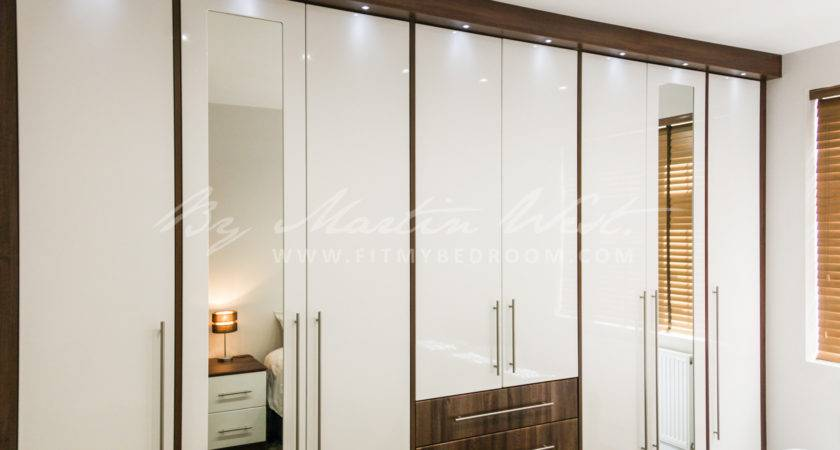 Fitted Wardrobes Dressing Table