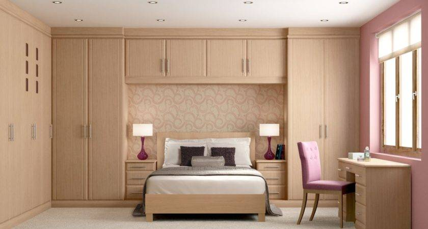 Fitted Wardrobes Side Study Table Hpd